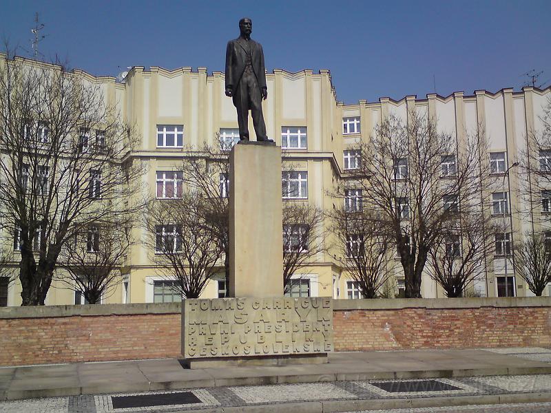 Tomáš Garique Masaryk