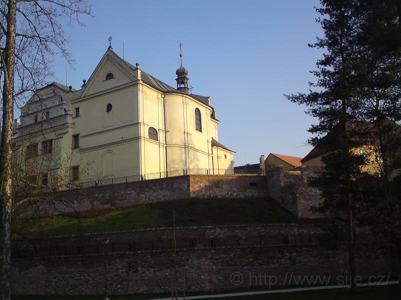Kostel Jana Nepomuckého