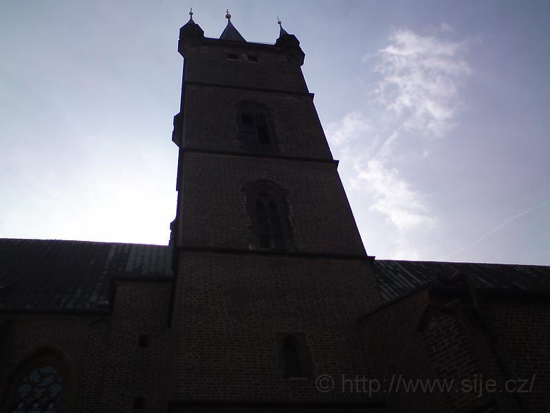 Katedr. kostel sv. Ducha