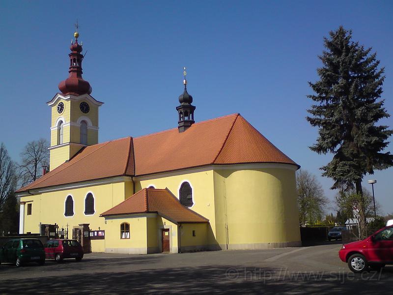 Kostel na Pouchově