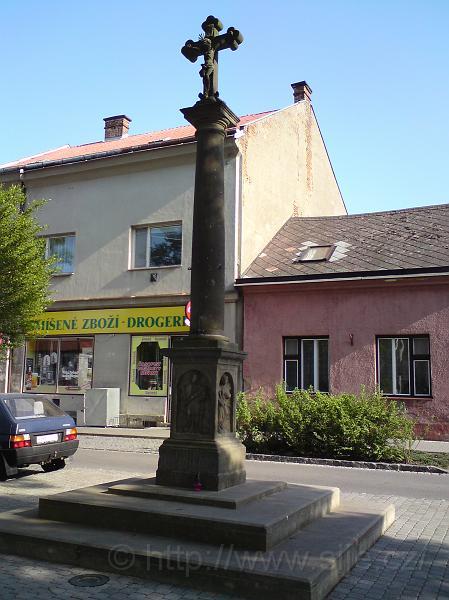 Křížek v Kuklenách