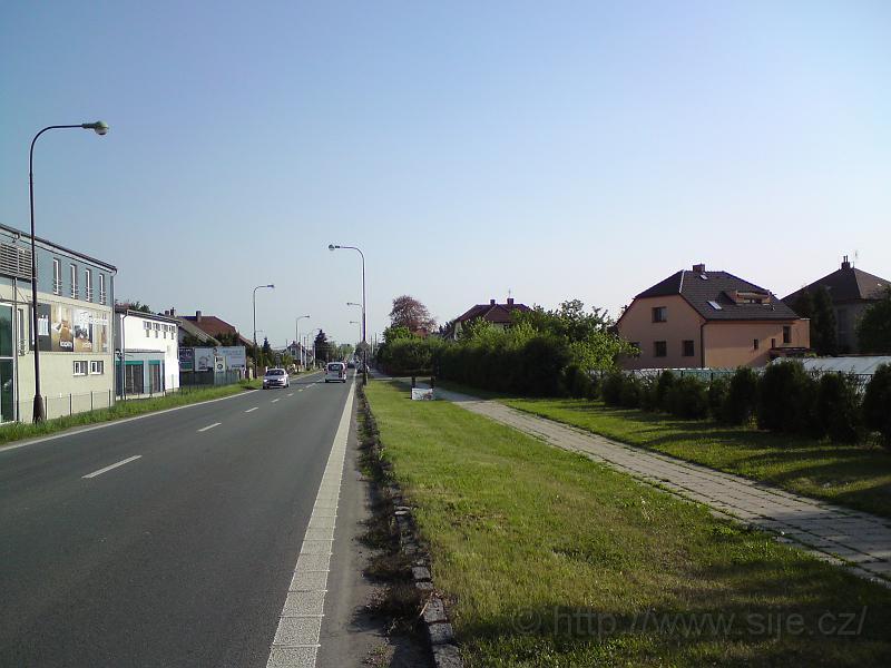 Ulice Kutnohorská, Plač.