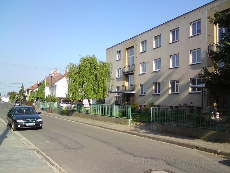 Ulice Kubcova, Plačice