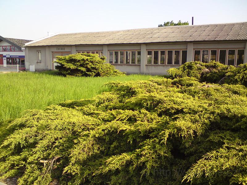 Budova svazu chovatelů