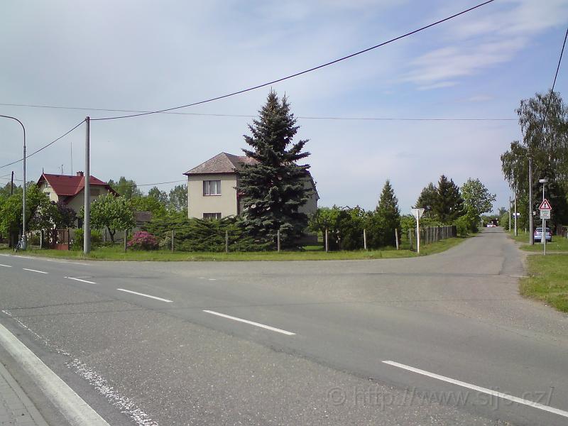 Podhůrská / Slatinská