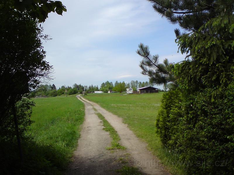 Cesta podél Orlice
