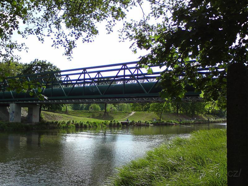 Železný most, Orlice