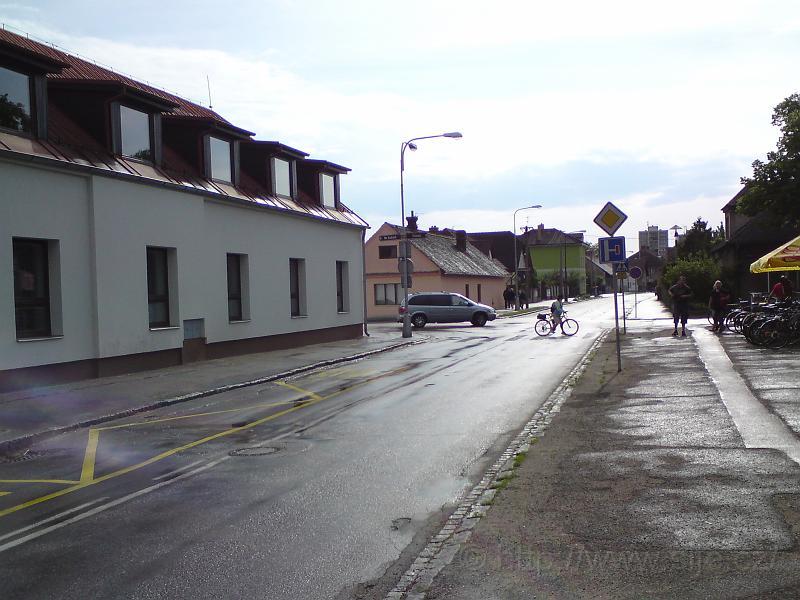 MHD U Čechů