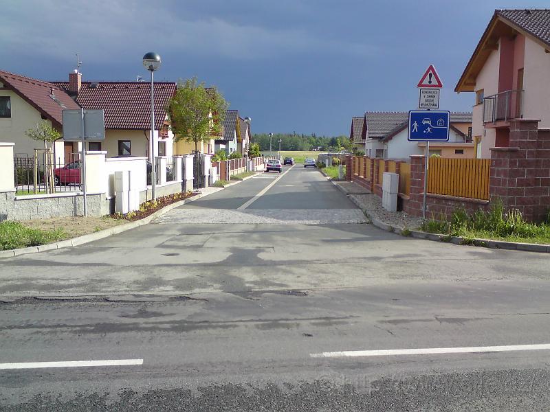 Ulice Trnková, M. Lhota