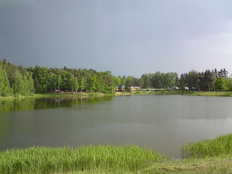 Stříbrný rybník