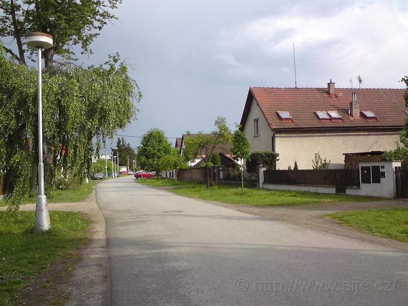 Ulice Stříbrná, Svinary