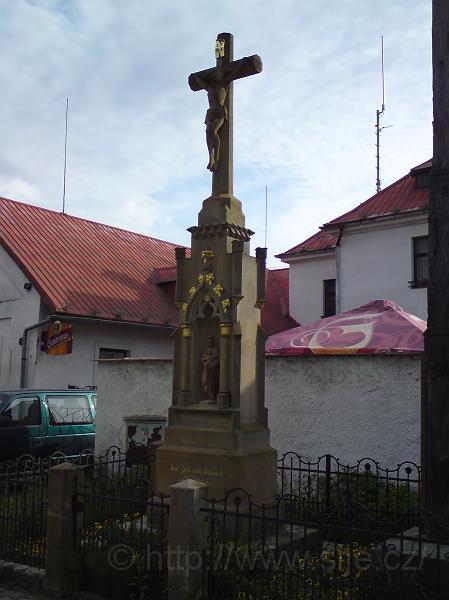 Křížek ve Svinarech