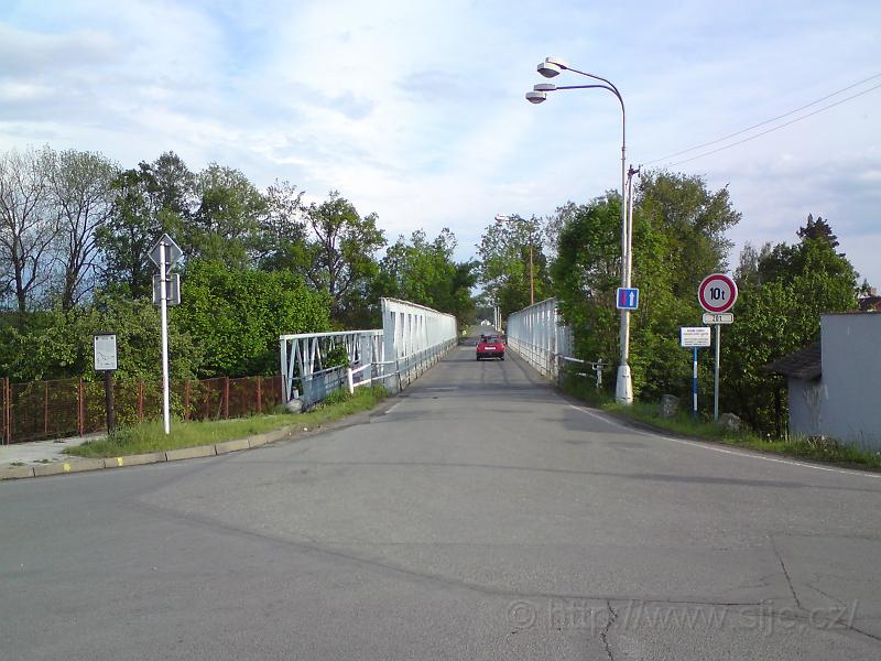 Vjezd na most