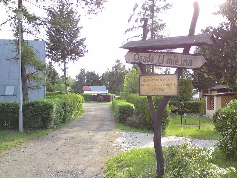Osada U mlejna, Svinary