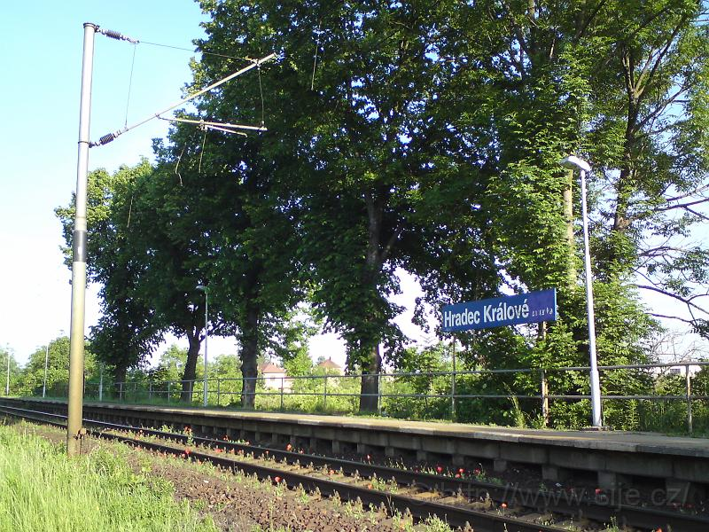 Hradec Králové zastávka