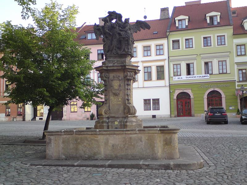 Kašna na Malém náměstí