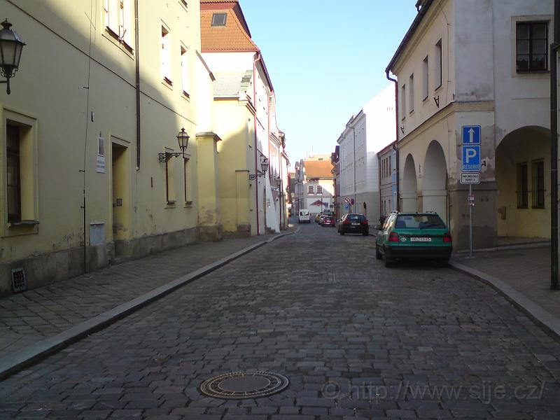 Ulice Dlouhá