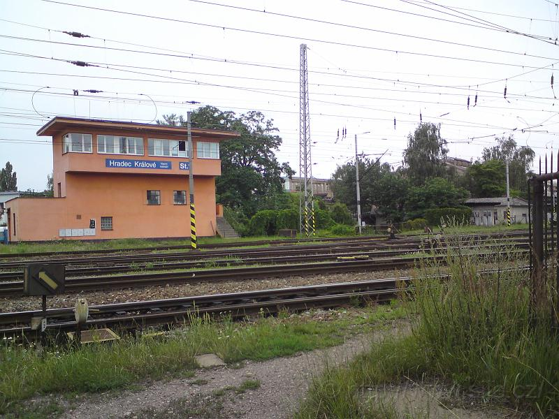Hradlo na Pardubice