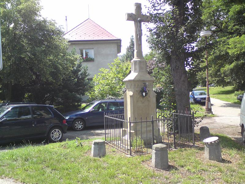 Křížek na Třebši