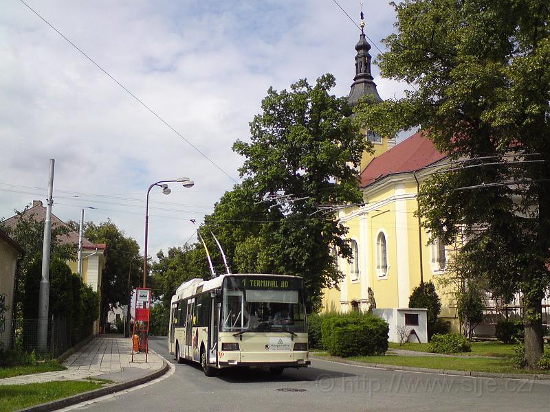Točna Nový Hradec Král.