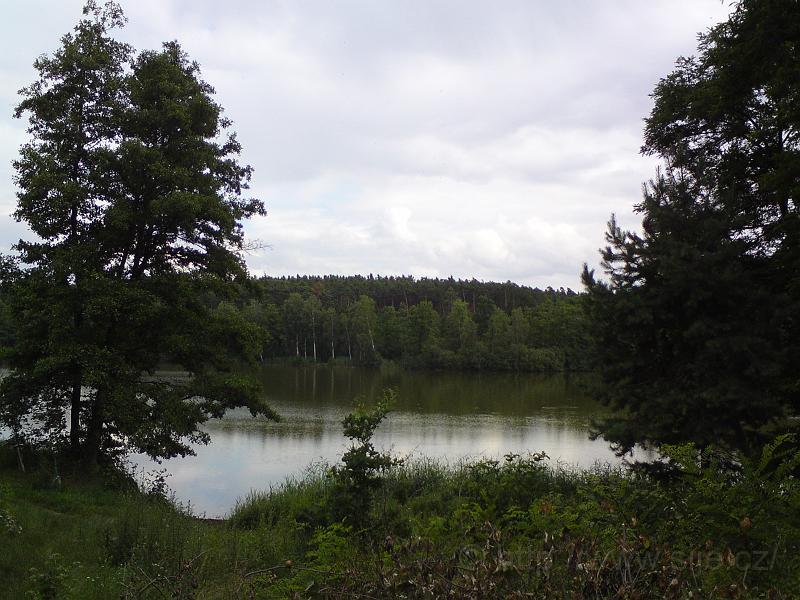 Rybník Cikán