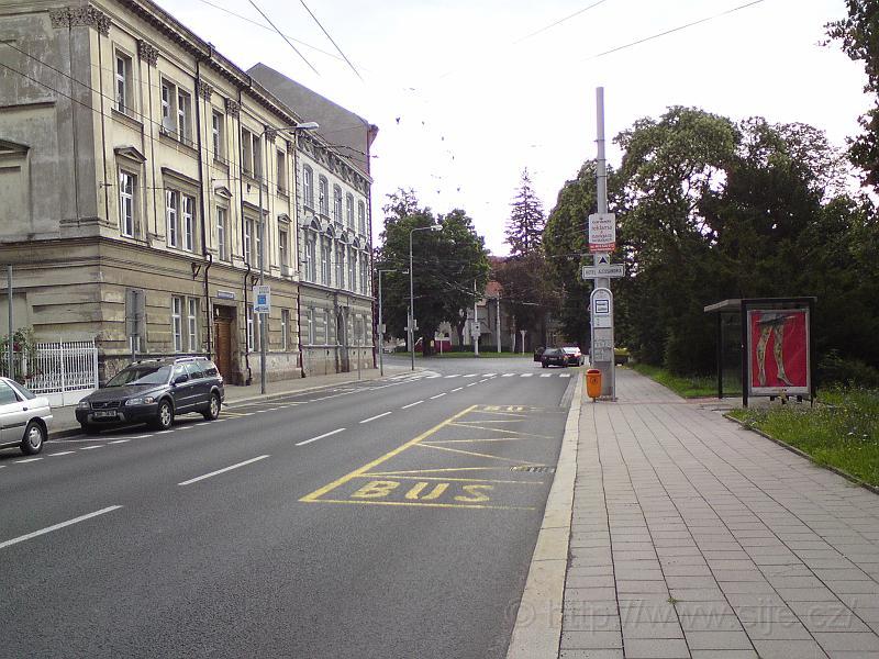 MHD Komenského