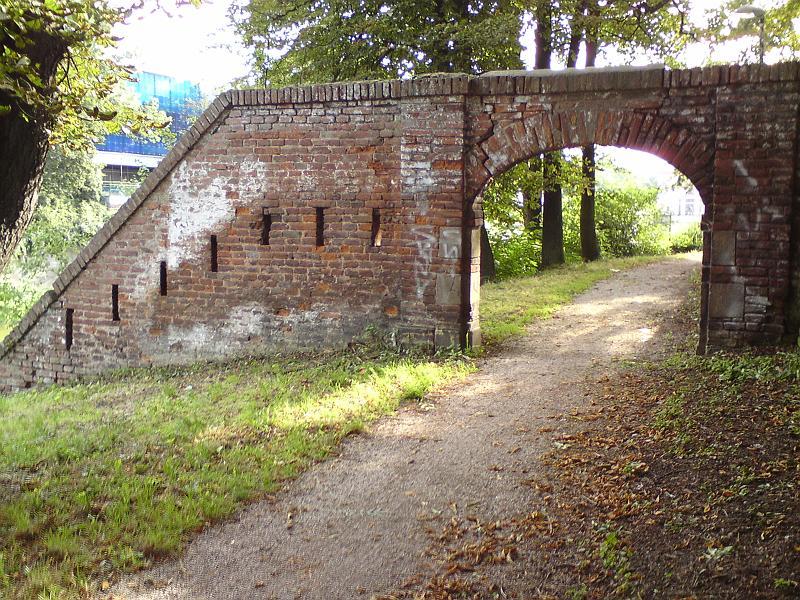 Pevnost. koridor zevnitř
