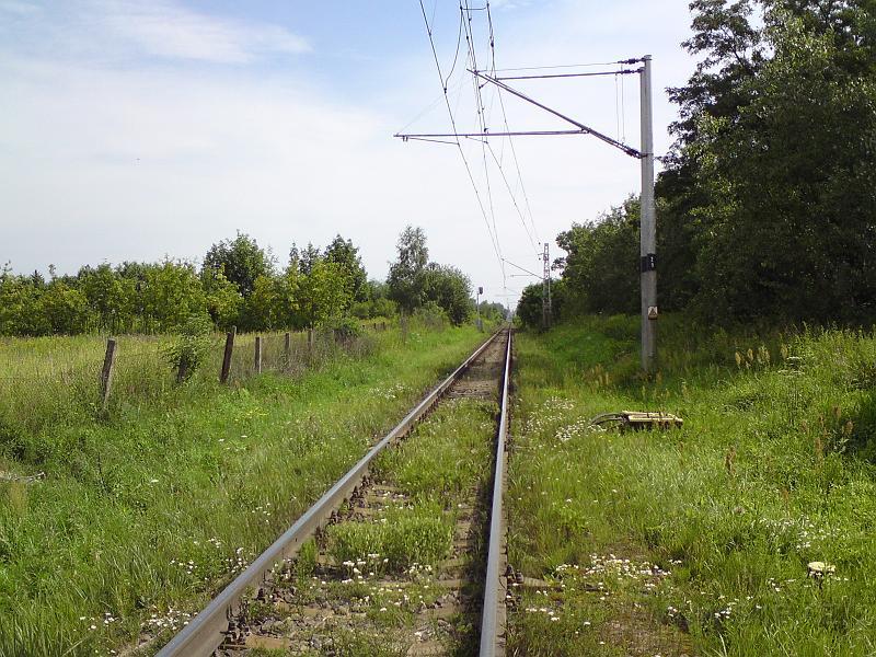 Trať u Temešváru