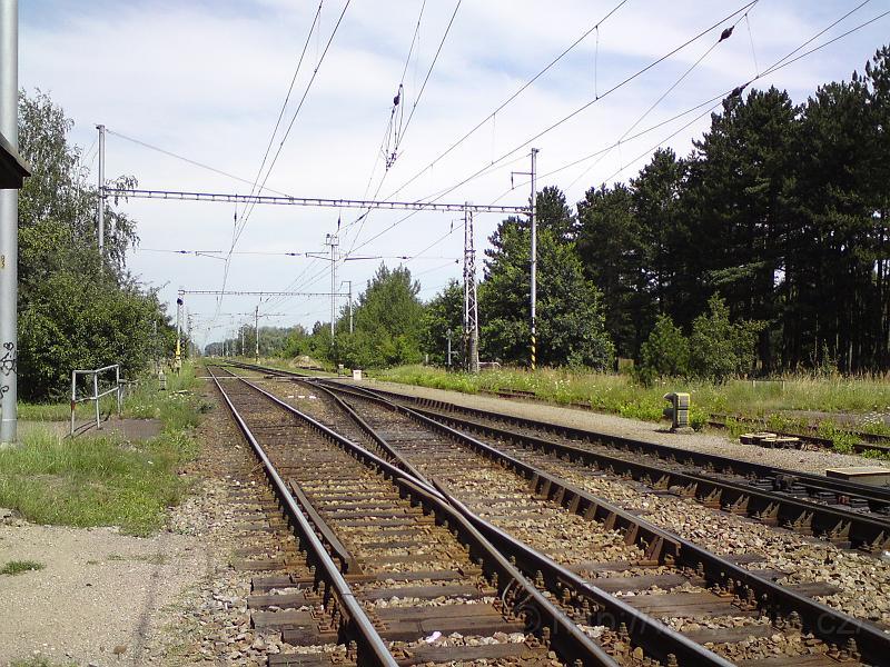 Výjezd z Opatovic