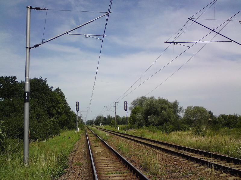 Po trati od Březhradu