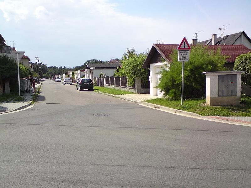 Ulice K rybníku
