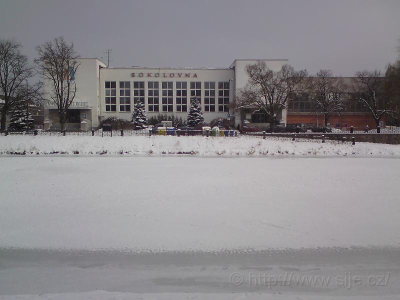 Zimní Sokolovna
