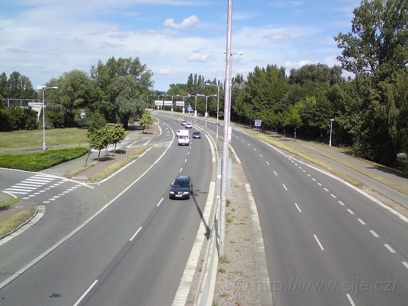 Gočárův okruh, Malšovice