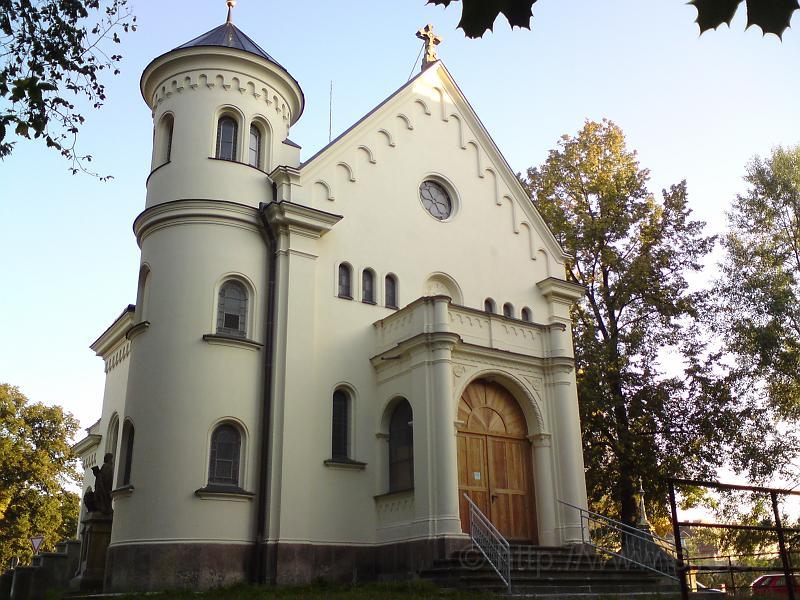 Kostel Na Rožberku