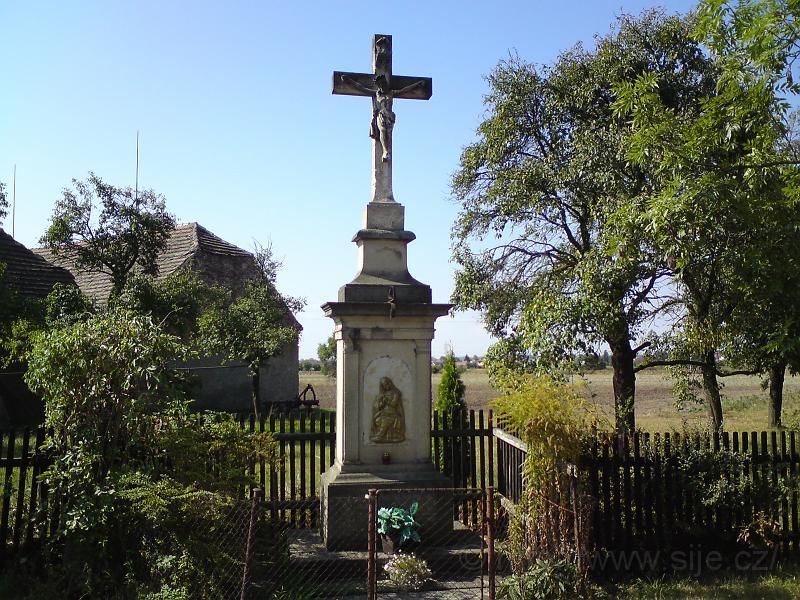 Křížek na Pláckách