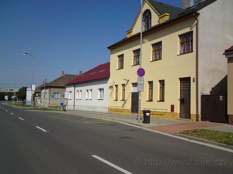 MHD Kydlinovská