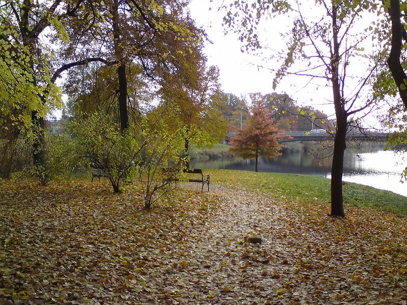 Podzimní soutok