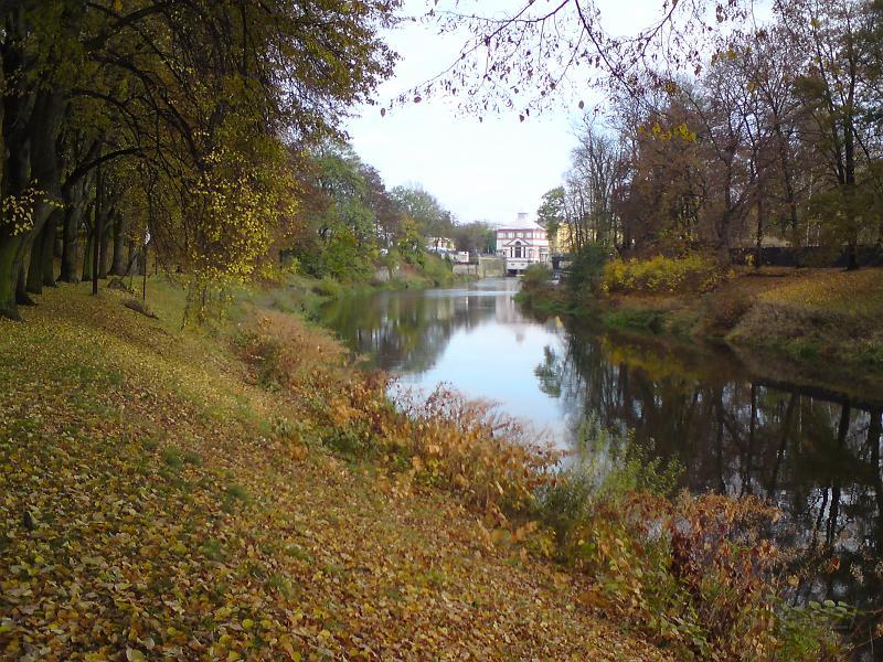 Orlice na podzim