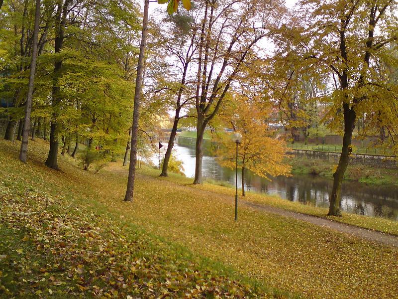 Podzimní Orlice