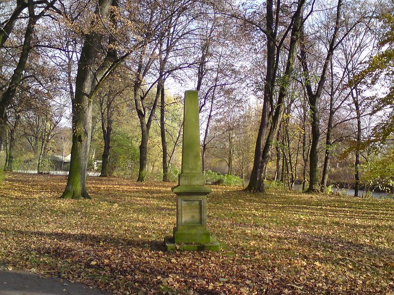 Pomník Víta Nováka