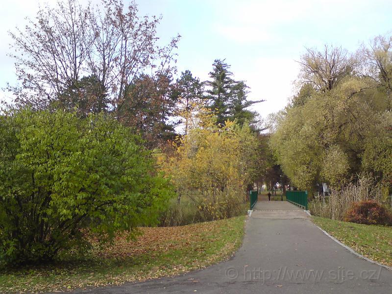 Mostek, Šimkovy sady
