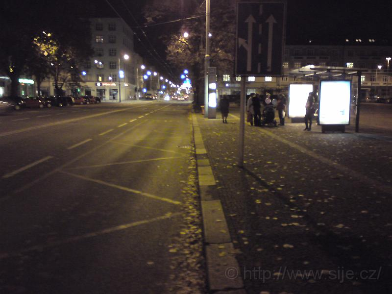 MHD Ulrichovo náměstí