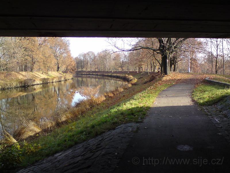 Pod Orlickým mostem