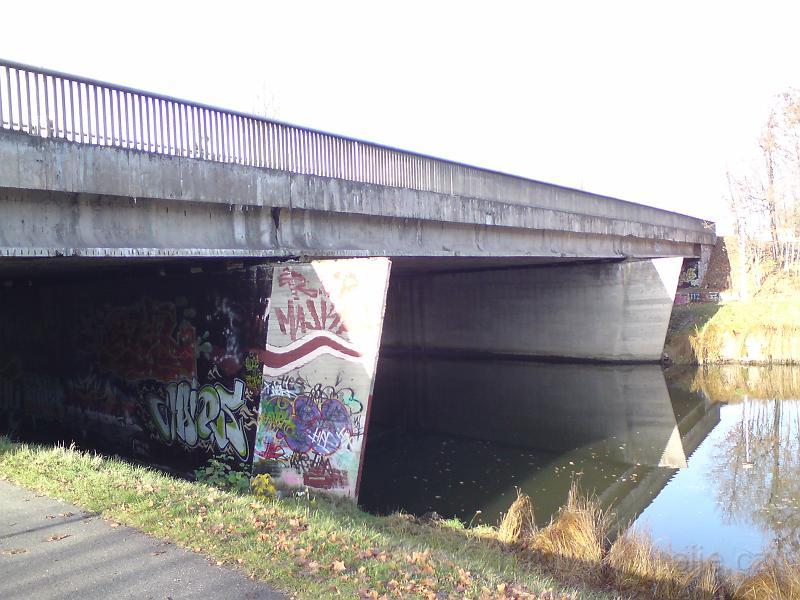 Orlický most ve světle