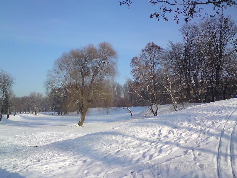 Zimní obranný val