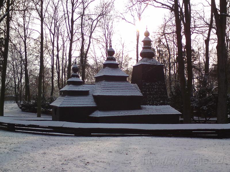 Pravoslavný kostelík