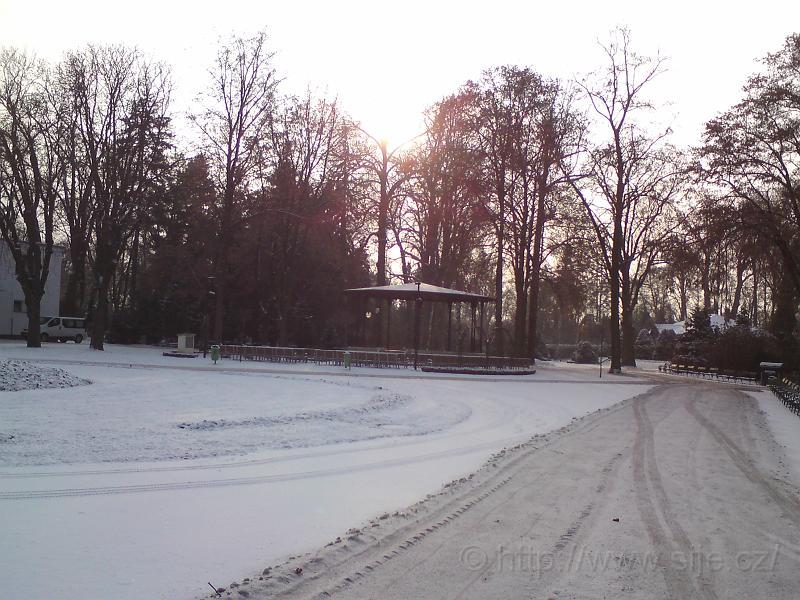 Altán, Jiráskovy sady