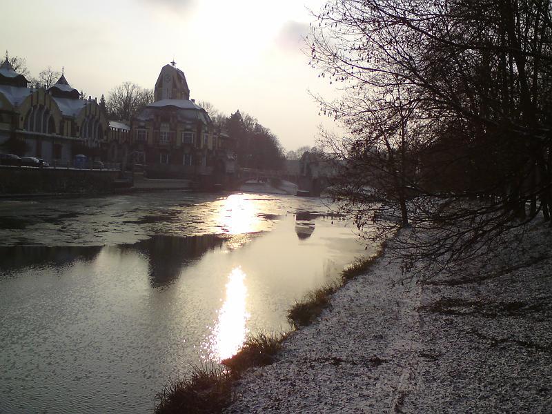 Slunce v Orlici