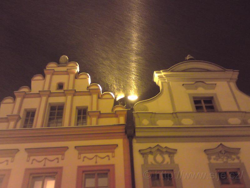 Osvětlení pro Sv. Ducha