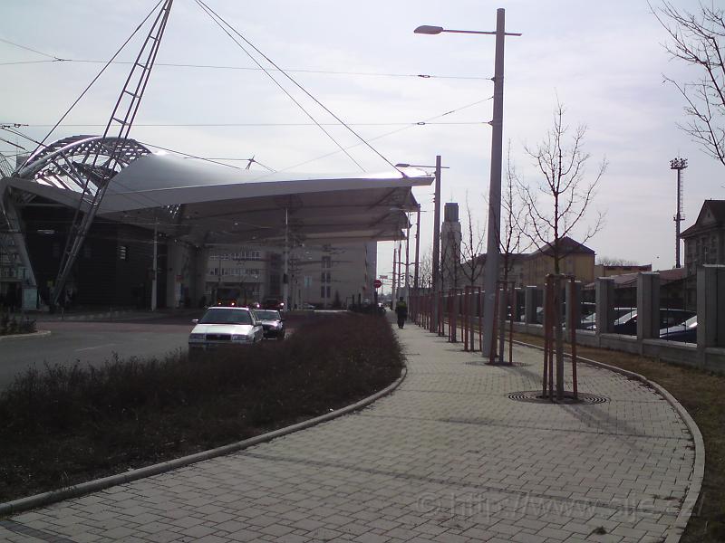 Růžek terminálu HD